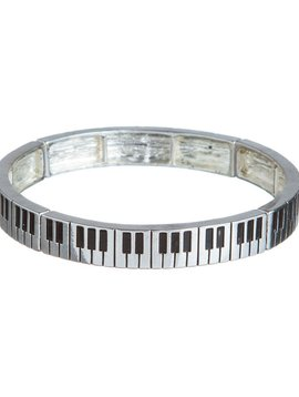 Rain Stretch Keyboard Bracelet
