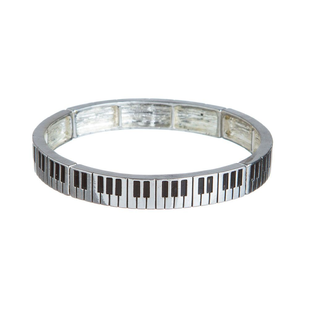 Rain Stretch Keyboard Bracelet