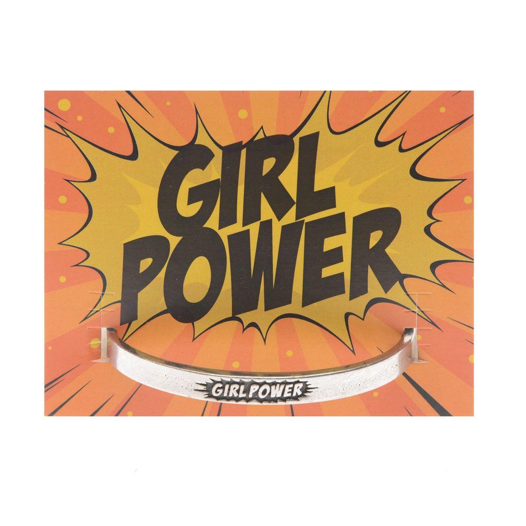 Whitney Howard Girl Power Cuff Bracelet