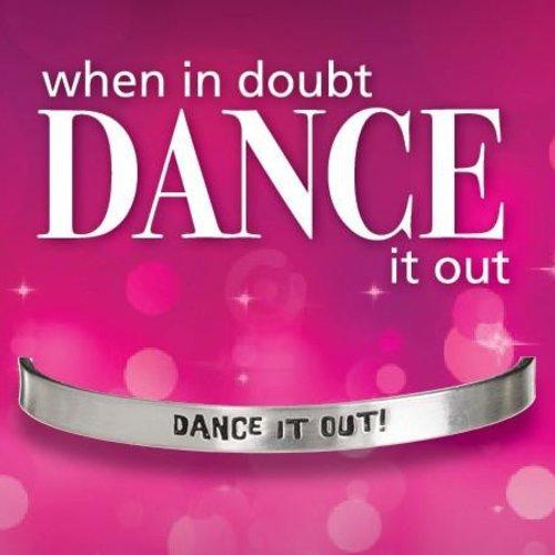 Whitney Howard Dance it Out! Cuff Bracelet