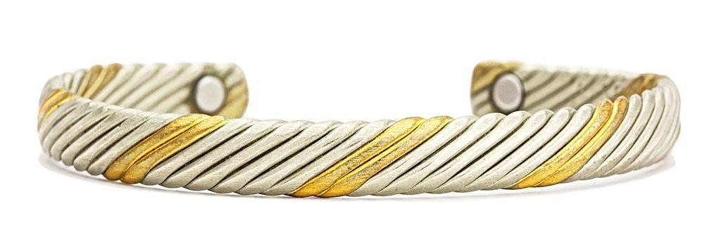 Sergio Lub Sailor Magnetic Cuff Bracelet
