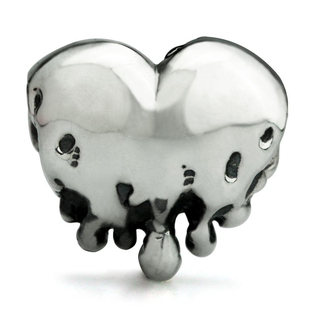 Ohm Beads Melting Heart Bead