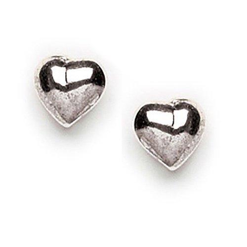 Tomas Heart Post Earrings