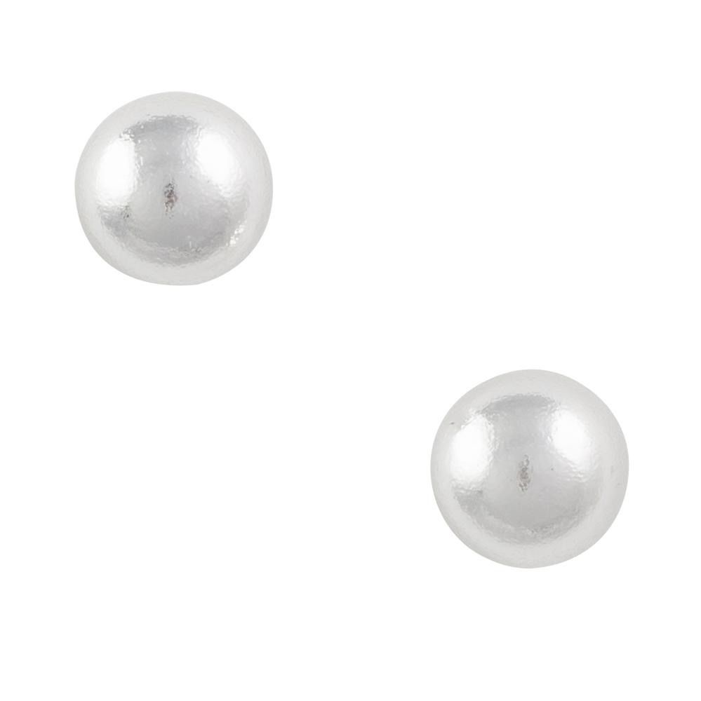Tomas Silver Ball Post Earrings