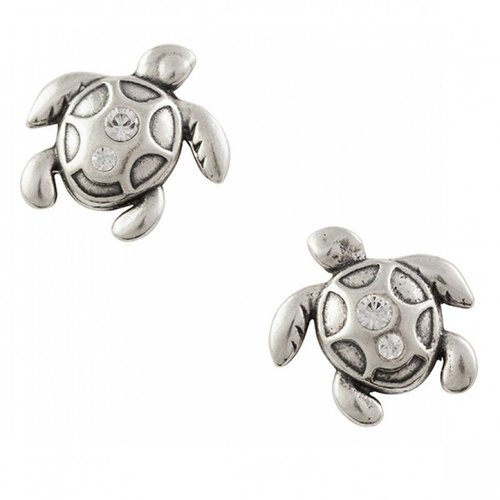Tomas Sea Turtle Post Earrings