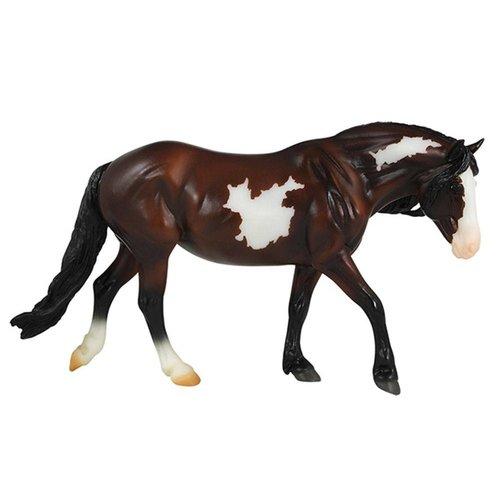 Breyer Classics Bay Pinto Pony