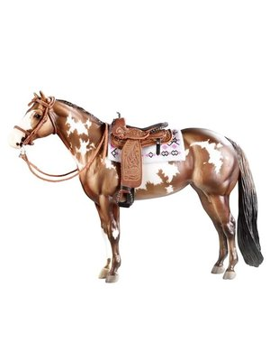 Breyer Cimarron Western Pleasure Saddle