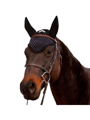 Equine Couture Fly Bonnet w/Studs