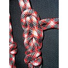 Diamond Royal Tack Rope Halter 3/8""