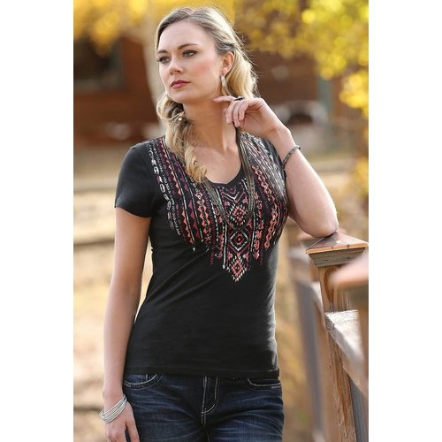 Cruel Girl Aztec Cotton Jersey CTT9111029