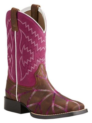 Ariat Youth Twisted Tycoon Boots