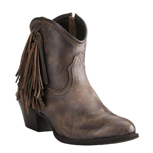Ariat Duchess Short Fringe Western Boot