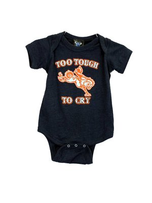 Cowboy Hardware Too Tough Romper
