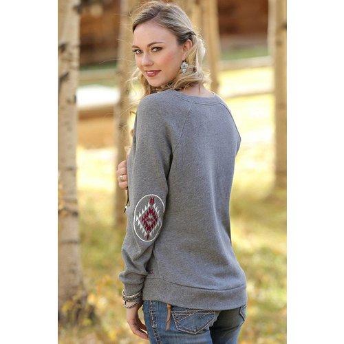Cruel Girl Cruel Girl French Terry Raglan Sweatshirt