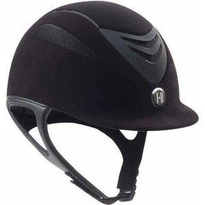 One K Defender Suede Helmet Medium