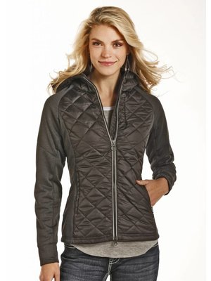 Panhandle Slim Rock & Roll Cowgirl Quilted Softshell