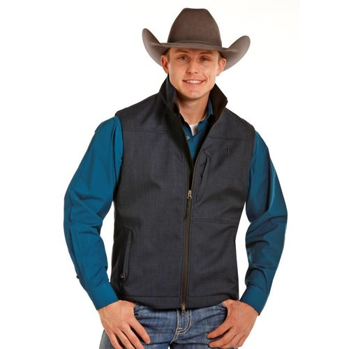Tuf Cooper Men's Softshell Vest 98-3809