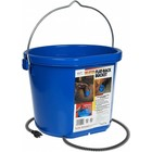 Heated Flatback Bucket 5gal