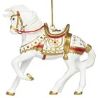 Painted Pony Christmas Ornament