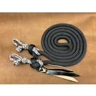 Yacht Rope Rein w/ Rope Slobber Straps