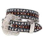3D Belt Company Girl's Multicolor belt A5060