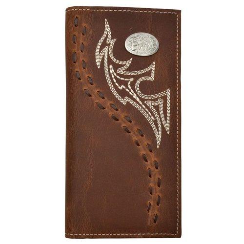 3D Belt Company Rodeo Wallet w/ Stitching w262