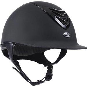 IR4G Helmet Black Suede