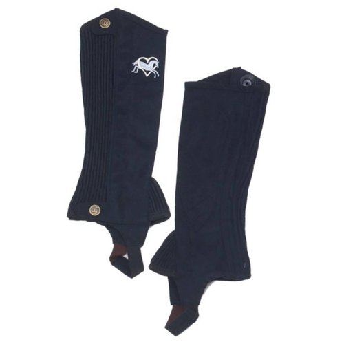 Ovation Child's Heart & Horse Half Chaps