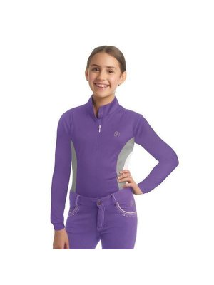 Ovation OV Children's QTR Zip - Grape Storm
