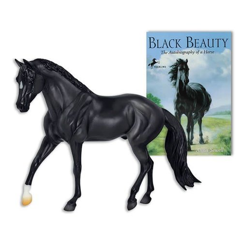 Breyer Black Beauty with Book