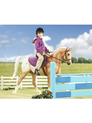 Breyer Casual English Horse & Rider