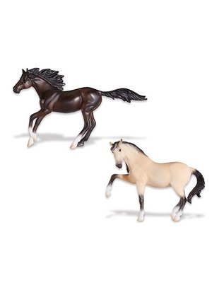 Breyer 2018 Mystery Foal Set