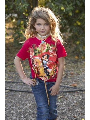 Rodeo Quincy Kid's Mustang Sally T-Shirt