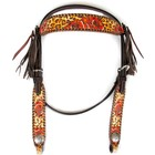 Rodeo Quincy Stampede Shane Headstall