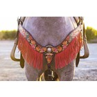 Rodeo Quincy Bonita Brooke Fringe Breast Collar