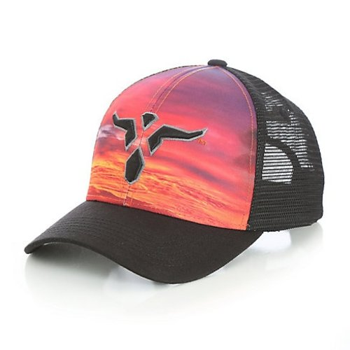 Wrangler Sunset Trucker Hat