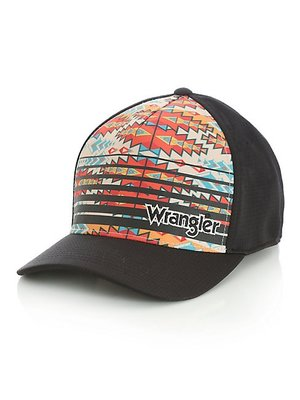 Wrangler Aztec Baseball Cap