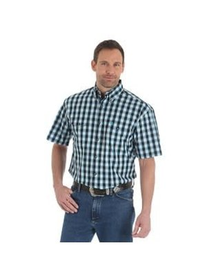 Wrangler Men's SS Shirt MGSM472