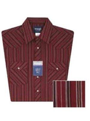 Wrangler Men's Stripe Dress Shirt 71130CS