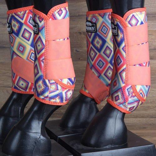 Weaver Prodigy Boots 4pk