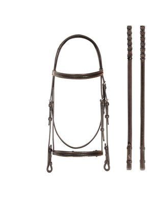 Bobby's Braided Bridle