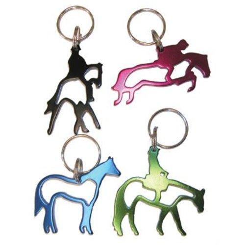 Aluminum Horse Key Chain