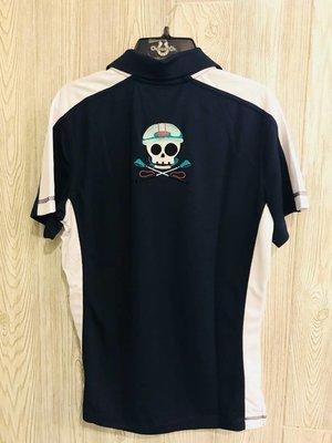 Diamond Royal Tack Featherlite Equestrian Skully Polo Shirt