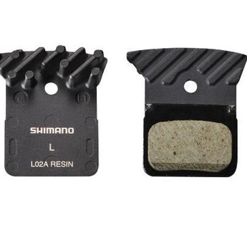 Shimano BR-RS505 RESIN PAD & SPRING L02A w/FIN