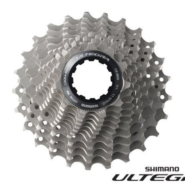 Shimano CS-6800 CASSETTE 11-25 ULTEGRA 11-SPEED
