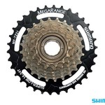 Shimano MF-TZ31 MULTI FREEWHEEL 7-SPEED 14-34 MEGA-RANGE