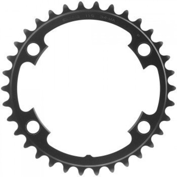 Shimano FC-6800 CHAINRING 34T (MA) for 50-34T