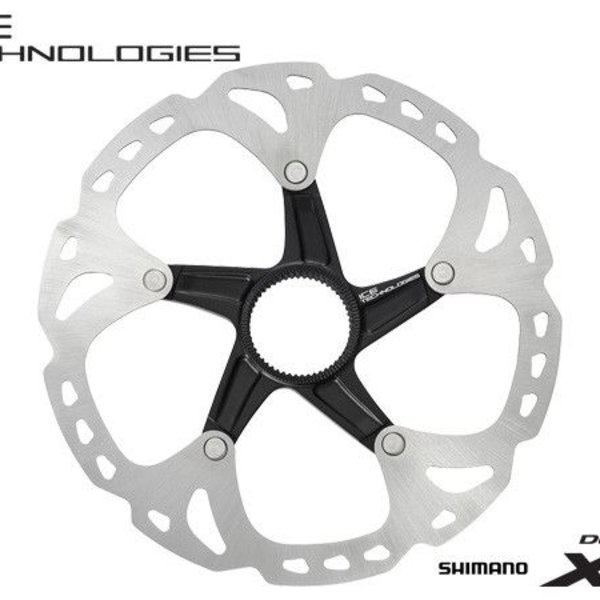 Shimano SM-RT81 DISC ROTOR 140mm XT ICE-TECH CENTERLOCK