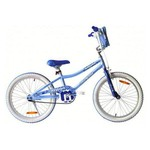 "Mongoose LADYGOOSE Girls 20"" Blue"