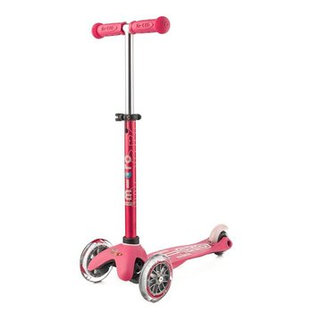 Micro Mini Deluxe Scooter Pink